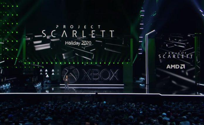 Xbox Project Scarlett release window