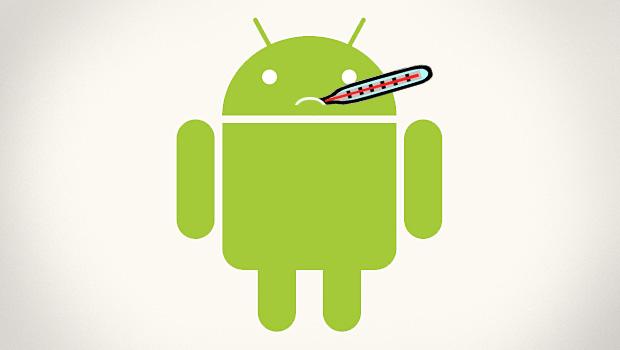 error de Android