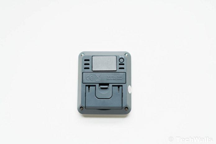 Monitor de humedad ThermoPro TP50 con revisión de termómetro interior