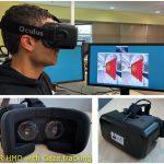NVIDIA para demostrar la tecnología de renderizado Foveated para reducir las cargas de trabajo de realidad virtual, imita los sistemas visuales humanos