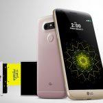 Números de modelo de LG G5 (LG H820, H830, H840, H848, H850, H860, VS987, LS992) Diferencias