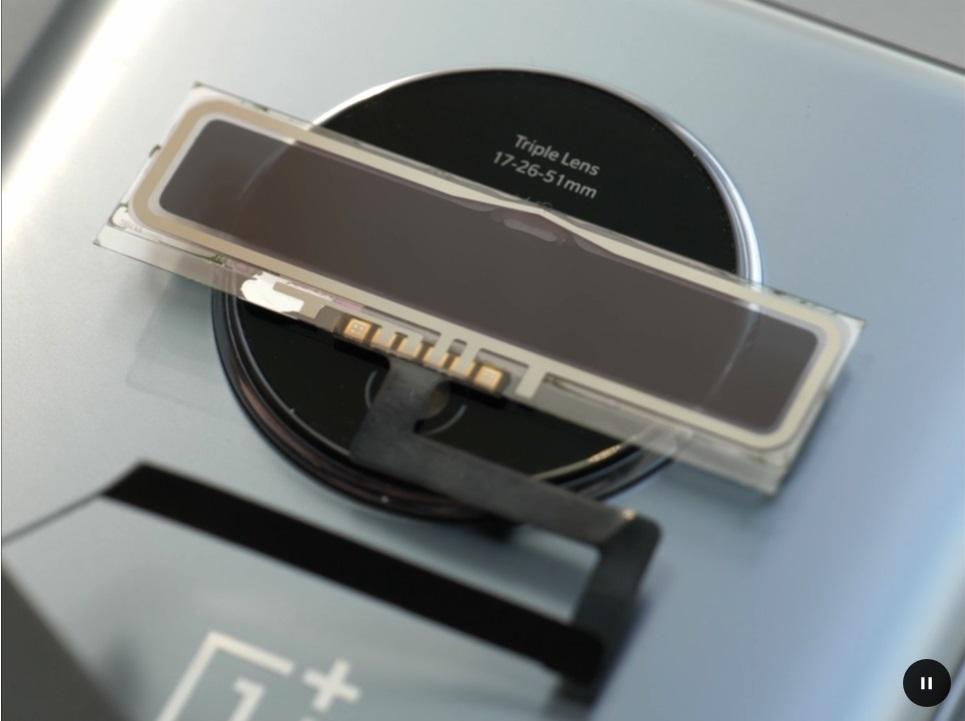 Vidrio electrocrómico opaco