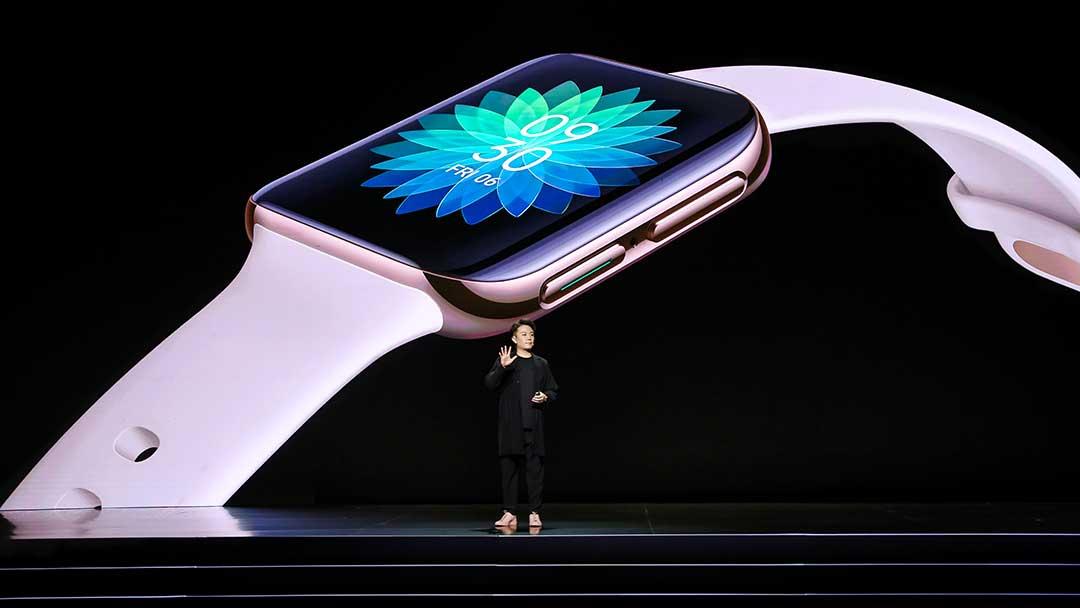 Oppo Watch se vuelve oficial
