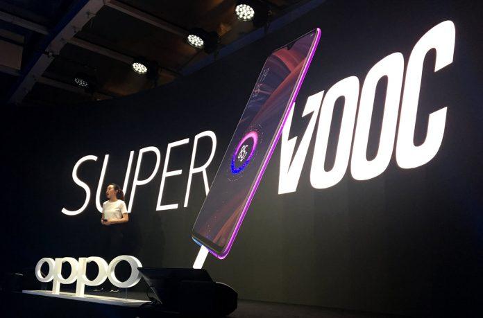 Oppo y su tecnología de carga flash SuperVOOC 2.0 de 65 W