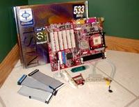 Placa madre MSI 845G MaxL i845G