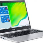 Portátil Acer Aspire 5 A515 espiado con la APU Lucienne Ryzen 7 5700U