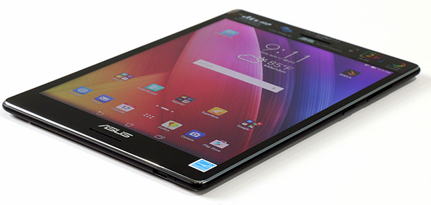 Asus Zen Pad S 8 bottom edge