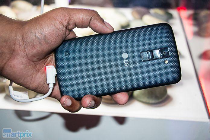 Primera impresión de LG K10 y LG K7: aprovechamiento del diseño ergonómico