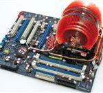 Quad-Core Core 2 Extreme – GeForce 8800 GTX SLI NF680i Ultimate Gaming Rig