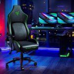 Razer ahora tiene una silla para juegos llamada Iskur