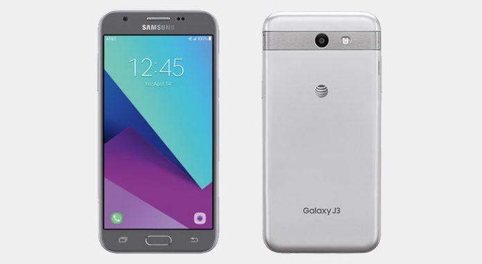 Rendimiento de rango medio a un precio de nivel de entrada: Samsung Galaxy J3 (2017)