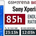 Resultados impresionantes de la prueba de batería del Sony Xperia Z3