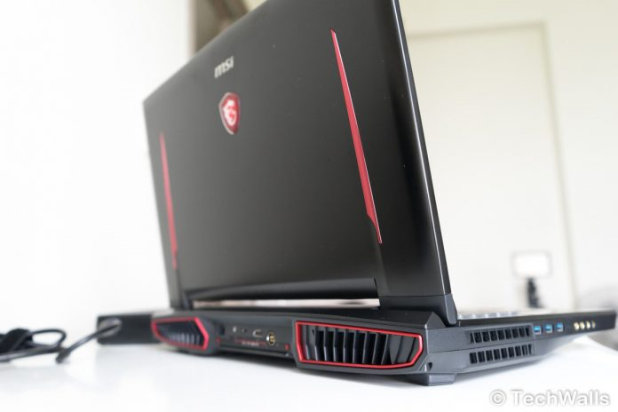 Review del portátil para juegos MSI GT73VR Titan Pro: el portátil GTX 1080 asequible