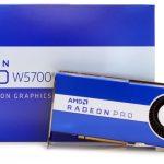 Revisión de AMD Radeon Pro W5700: Navi asequible para estaciones de trabajo