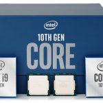 Revisión de Intel Core i9-10900K e i5-10600K: Puntos de referencia de Comet Lake-S