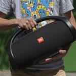 Revisión de JBL Boombox: portátil, potente y muy grave