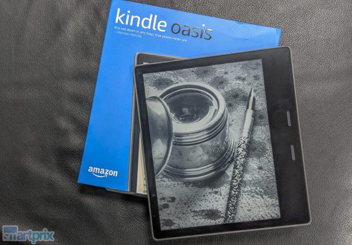 Revisión de Kindle Oasis 2 (9.a generación): Lo mejor se hace más grande