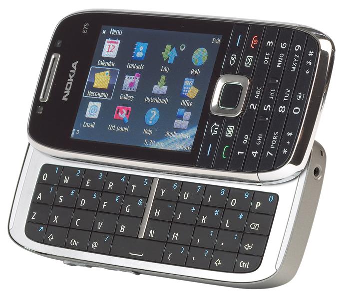 Revisión de Nokia E75
