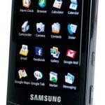 Revisión de Samsung GT-I7500 Galaxy