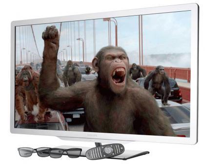 Televisor LED inteligente serie 7000 de Philips