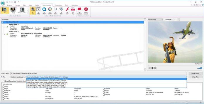 Revisión de VSDC: el único editor de video gratuito que necesita descargar