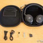 Revisión de auriculares con cancelación activa de ruido Audio Technica ATH-ANC9