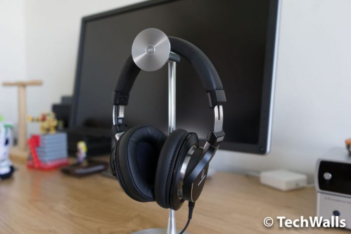 Revisión de auriculares de alta resolución Audio-Technica ATH-MSR7NC SonicPro