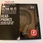 Revisión de auriculares inalámbricos Outdoor Tech Tuis