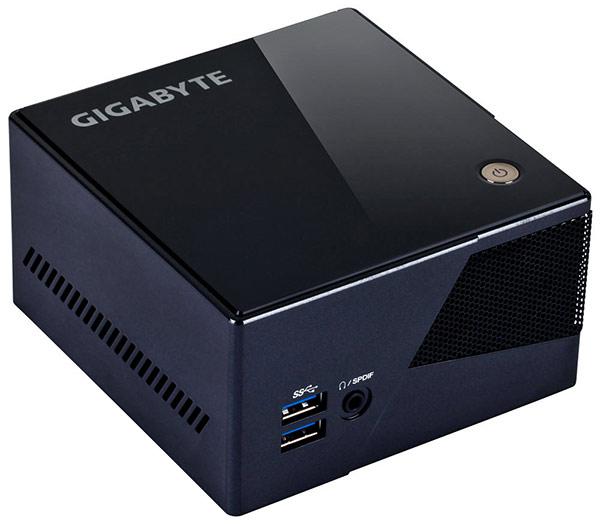 Gigabyte Brix Pro With Intel Iris Pro Graphics 5200