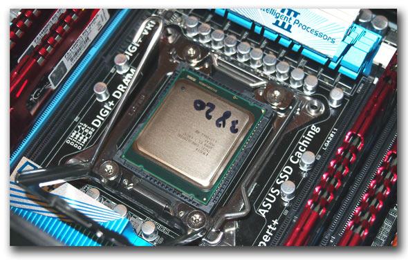 Revisión de la CPU Intel Core i7-3820 Quad-Core Sandy Bridge-E