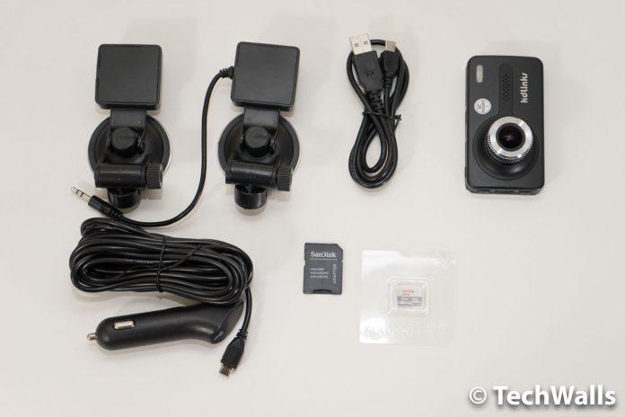 Revisión de la Dash Cam Full-HD KDLinks X1