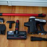 Revisión de la aspiradora inalámbrica Comfyer Petrel: evite este producto