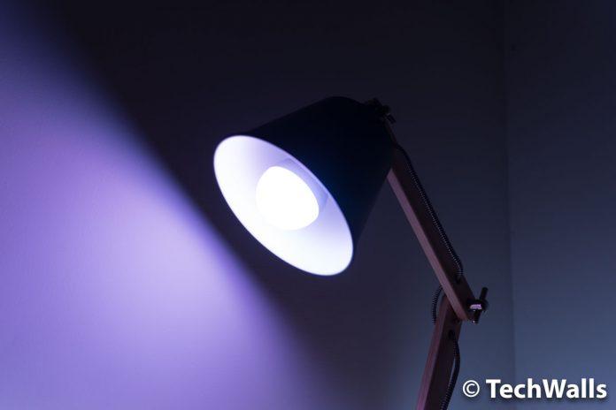 Revisión de la bombilla LED inteligente Revogi LTB012 Delite 2
