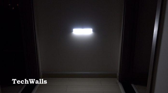Revisión de la luz nocturna del sensor de movimiento AVANTEK
