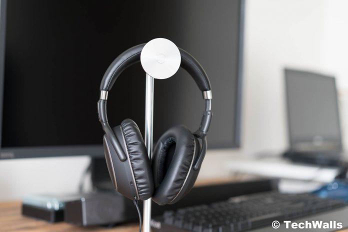 Revisión de los auriculares con cancelación activa de ruido Sennheiser PXC 480