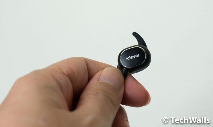 Revisión de los auriculares internos Bluetooth iClever BoostRun BTH06