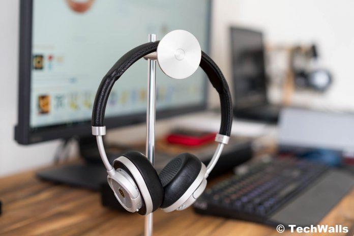 Revisión de los auriculares internos inalámbricos Master & Dynamic MW50: lo inalámbrico es mejor que el cable