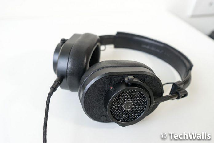 Revisión de los auriculares sobre la oreja Master & Dynamic MH40: ¿todo sobre la artesanía?