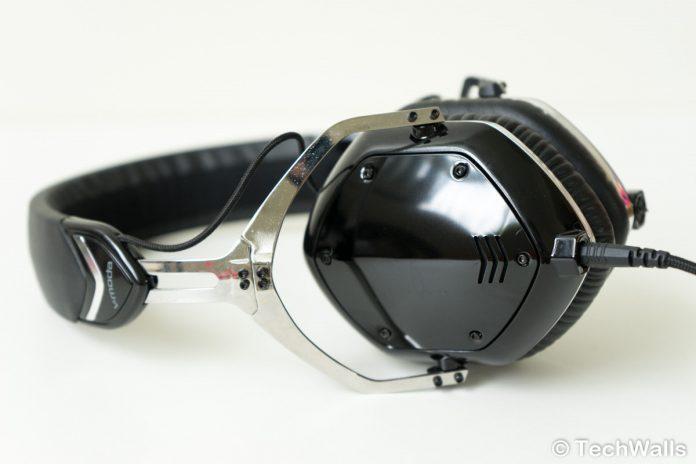 Revisión de los auriculares sobre la oreja V-MODA Crossfade M-100