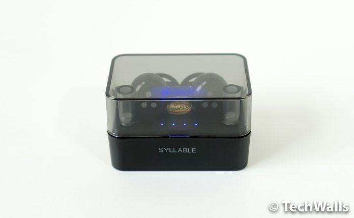 Revisión de los mini auriculares internos Bluetooth Syllable D900S: los auriculares verdaderamente inalámbricos más pequeños