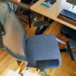 Revisión de silla de oficina ergonómica autónoma MyoChair: más barata con reposacabezas y reposapiernas incluidos