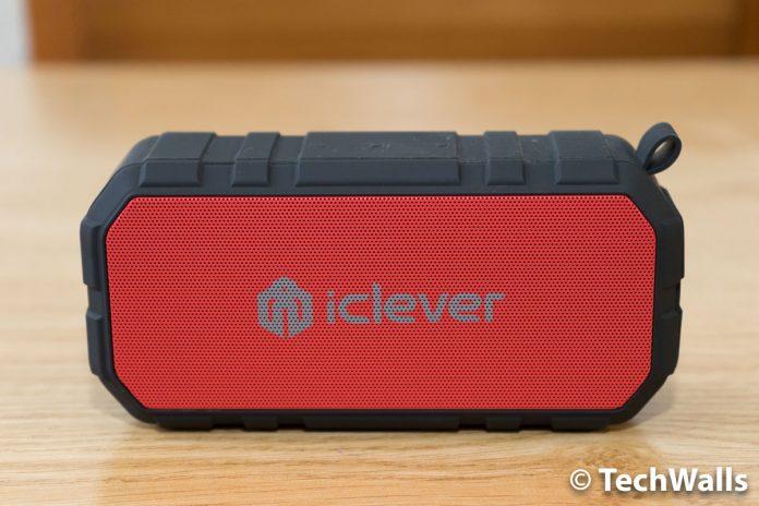 Revisión del altavoz Bluetooth iClever BoostSound IC-BTS06