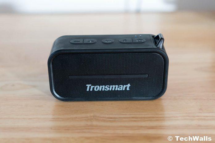 Revisión del altavoz Bluetooth para exteriores Tronsmart Element T2