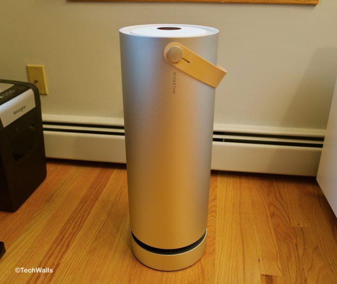 Revisión del purificador de aire para habitaciones grandes Molekule Air: ¿Es PECO mejor que el filtro HEPA?