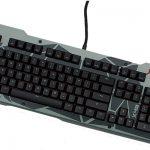 Revisión del teclado mecánico para juegos Das Division Zero X40 Pro