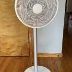 Revisión del ventilador de soporte inteligente inalámbrico XIAOMI Smartmi 2S