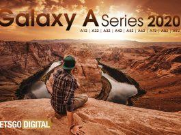 Samsung Galaxy A-Series 2020: 9 nuevos modelos