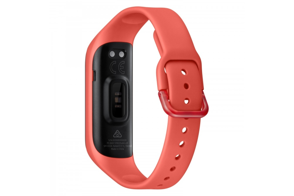 Samsung Galaxy Fit2 espalda