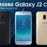 Samsung Galaxy J2 Core, un teléfono inteligente Android Go barato