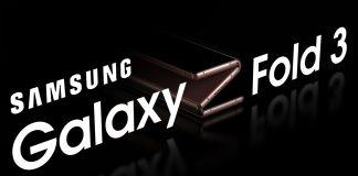Samsung Galaxy Z Fold3 con teclado deslizante